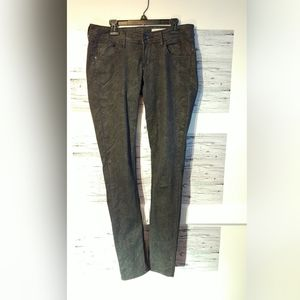 H&M SZ 28x32 Women's Black Super Skinny Jeans